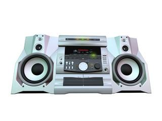 chaine audio hi-fi numérique