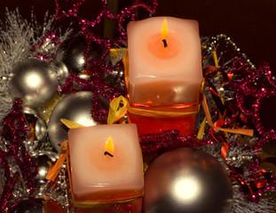 Christmass candles