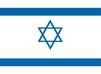 Israel Flag / flat