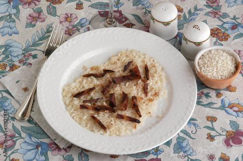 Risotto con le secole - Primi piatti - Cucina del Veneto\