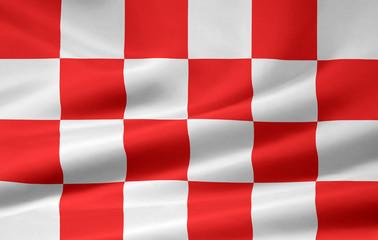 Flagge von Noord Brabant - Niederlande