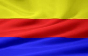 Flagge von Noord Holland