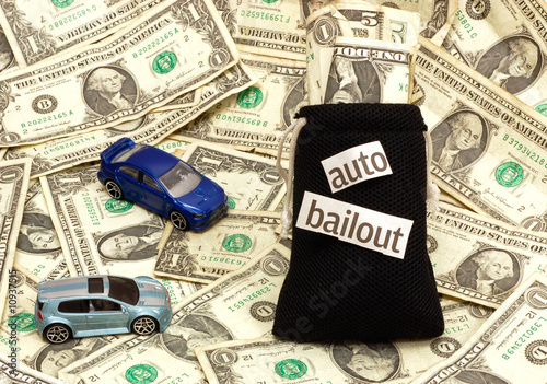 auto bailout The macroeconomics of the auto industry bailout [type the author name] [pick the date] the auto industry bailout detroit, michigan grew up around the automobile industry at its peak, detroit was the fifth-largest city in the united states, becoming the home to.