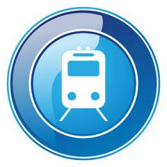 Zug, Bahnhof - Button