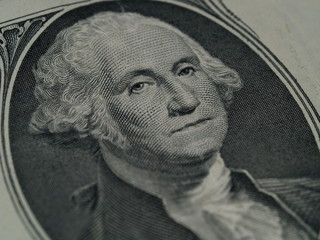 George Washington $1 Portrt 2