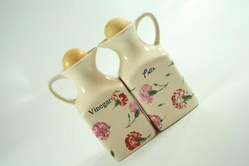 ceramics bottles
