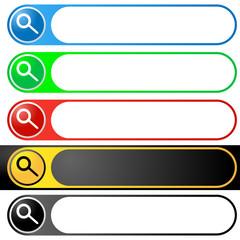 suchen - buttons