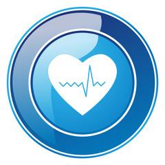 Kardiogramm - Button