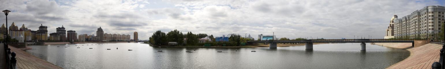 Panoramica de Astana