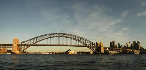 Fotobehang Sydney Harbour Bridge