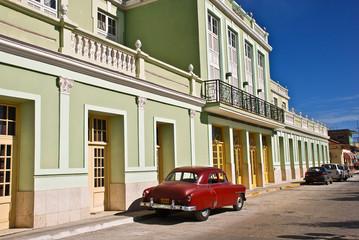 Colonial town of Trinidad, Cuba