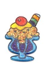 painting toy icecream