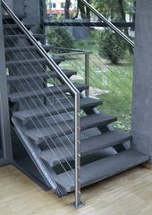 Foto op Plexiglas Trappen office stairs 1