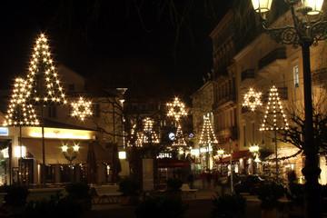 Baden-Baden, weihnachtlich