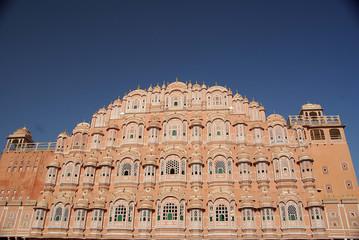Rajasthan, palais