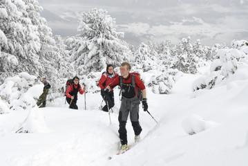 aktiv schneeschuh wandern