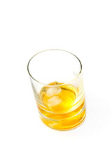alcoholic drink isolated