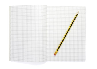 notebook and pencil 15