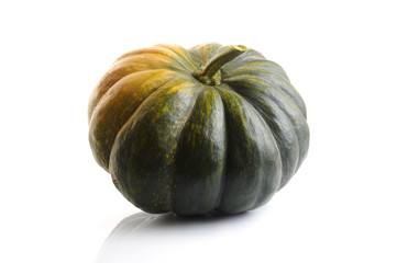 Studio shot of pumpkin