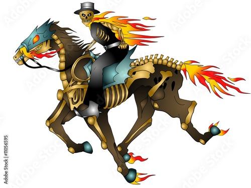 Ghost rider imagens e fotos de stock royalty free no - Dessin de ghost rider ...