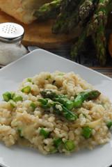 Risotto agli asparagi - Primi piatti