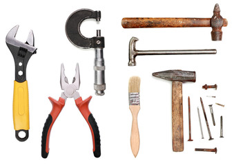 Old tools collection