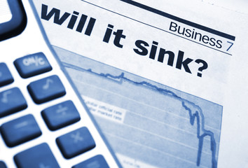 Business...will it sink?
