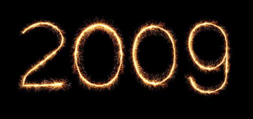 sparklers forming 2009