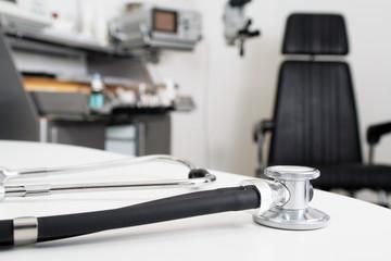 Arztpraxis, Klinik, Medizin