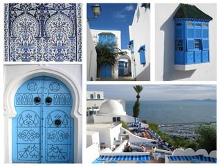Poster de jardin Tunisie images de Tunisie