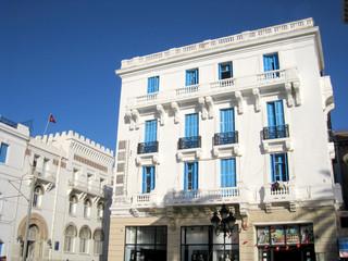 immeuble de tunis