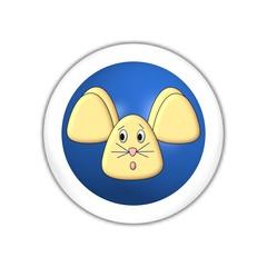 Web button - mouse