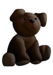 Plüschhund / Plushdog