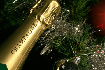 Wall Mural - champagne, vin, france, paris, bouchon, luxe, bouteille, reims
