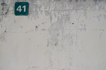cement wall for background