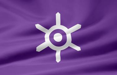 Flagge von Tokio - Japan