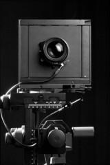 Chambre photographique de studio
