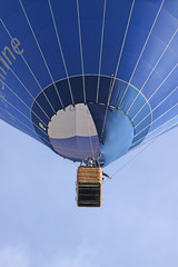 Acrylic Prints Sky sports flying balloon