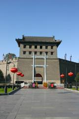 Keuken foto achterwand Xian Xian City Wall - China