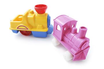 Plastic Toy Trains