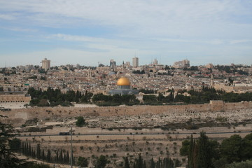 Temple Mount - Jerusalem, Israel
