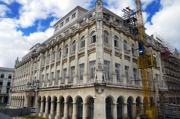 Revolution palace, havana