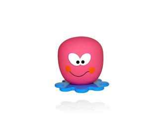 Happy globule