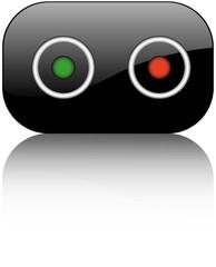 due pulsanti