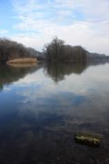 Paysage naturel (étang)