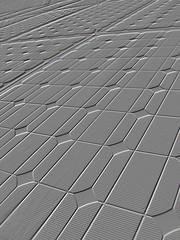 ASTRATTO 604 - SFONDO - pannelli solari