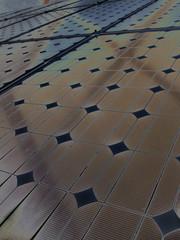 ASTRATTO 603 - SFONDO - pannelli solari