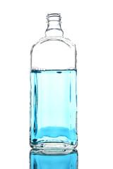 shtof with liquid