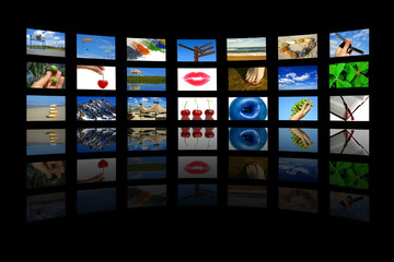Wide screens