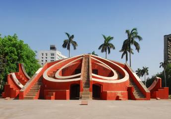 Wall Murals Delhi Jantar Mantar observatory